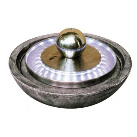 Фонтан, каскад Kolkata Stainless Steel 59cм