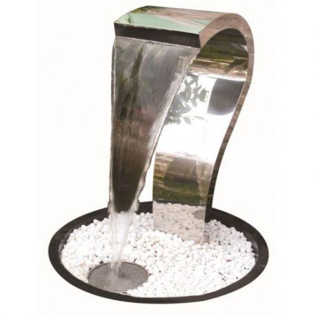 Фонтан, каскад Tripoli Stainless Steel 76cм