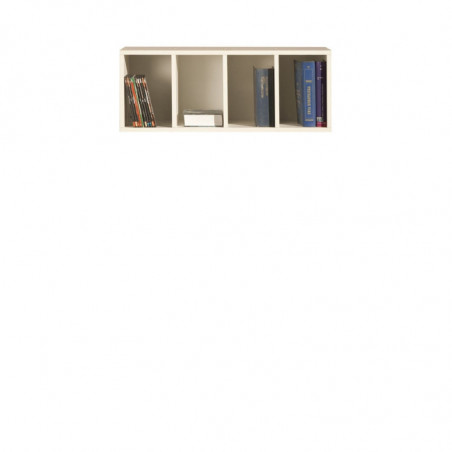 Collection Princessa 4 drawer bookcase