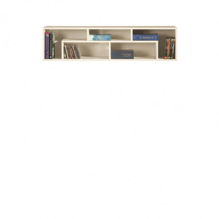 Kolekcja Princessa szafa ubraniowa 2-drzwiowa z jedną szufladą (z bieliźniarką)