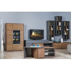 Kolekcja Harmony szafka RTV z 2 szufladami
