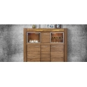 Collection Velvet 1 door, 2 drawer TV unit