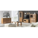 Collection Velvet 2 door, 3 drawer sideboard