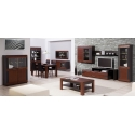 Collection Vievien 3 door wall sideboard (optional lighting)