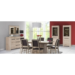 Collection Desjo  extendable table