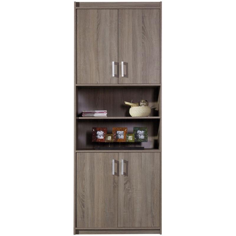 Kolekcja Torino kredens 3-drzwiowy z 3 szufladami