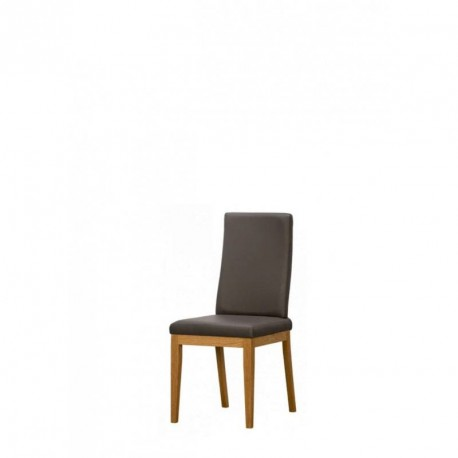 Collection Torino upholstered chair (Cayenne or Carabu HP fabric)
