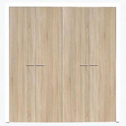 Kolekcja Loft szafka 3-drzwiowa / barek (wolnostojąca lub nastawiana) (opcjonalne oświetlenie)
