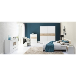 Collection Wenecja 2 door, 4 drawer sideboard