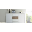 Collection Wenecja 2 door, 4 drawer sideboard