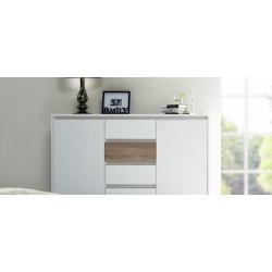 Collection Wenecja 4 drawer sideboard