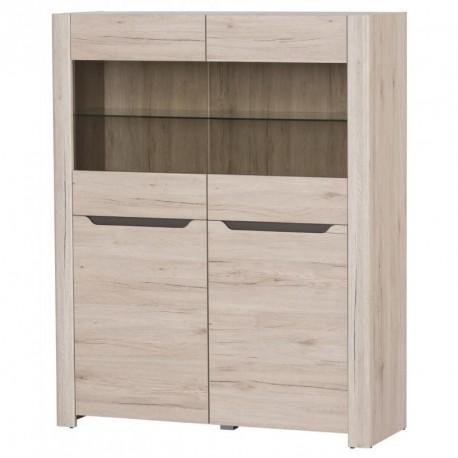 Collection Desjo 2 door display unit  (optional lighting)