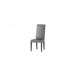 Kolekcja  Mars krzesło tapicerowane w tkaninie typu etna 23 kolor dąb sonoma