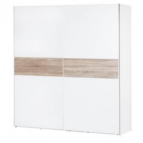 Kolekcja Wenecja szafa ubraniowa z drzwiami przesuwnymi