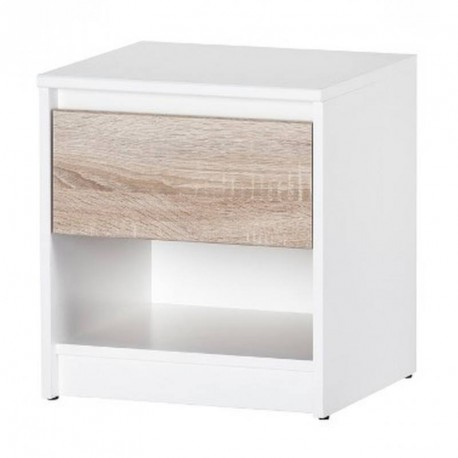 Collection Wenecja 1 drawer bedside table