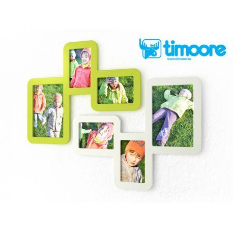 TRIFRAME photo frame