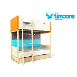 LOFT łóżko piętrowe