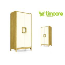 two-door wardrobe