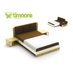 łóżko sypialniane 140