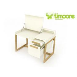 Ein Schreibtisch plus ein...