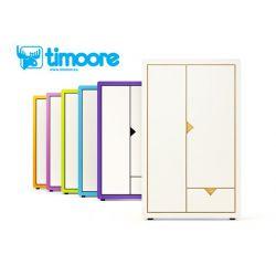 two – door wardrobe with...