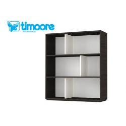 bookshelf – top of sideboard