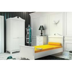 Шкафчик 4-дверный