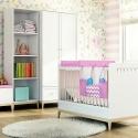 nursery crib 120x60