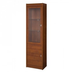 Collection Dover 2 door display unit, L/R (optional lighting)