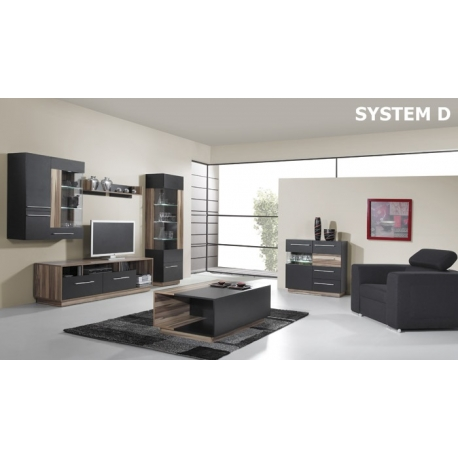 Monsun System (D) with LED
