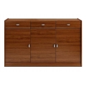 Collection Dover 3 door, 3 drawer sideboard