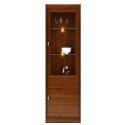 Collection Dover 2 door display unit, L/R (optional lighting)
