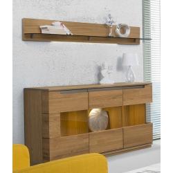 Collection Torino long shelf (lighting included)