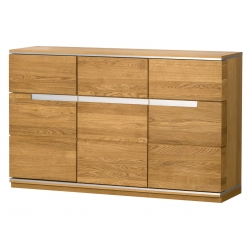 Collection Torino 3 door 3 drawer sideboard