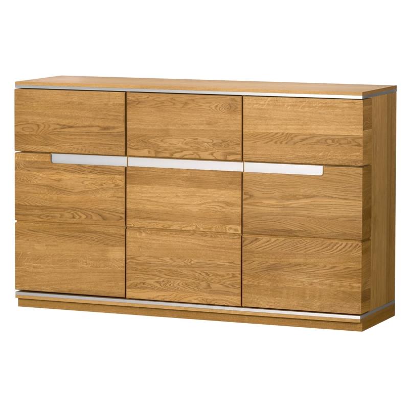 Collection Torino 3 door 3 drawer sideboard