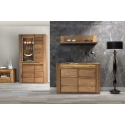 Collection Velvet 1 door, 2 drawer TV unit