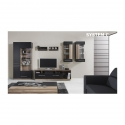 Monsun Sideboard with LED MN5