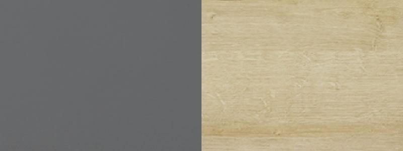 Graphite / Riviera Oak