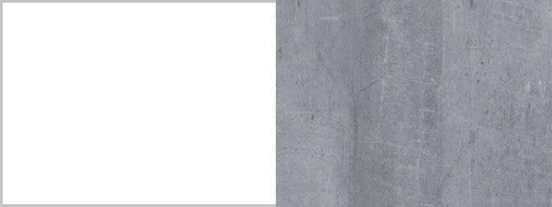 White Lux / Concrete